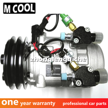 Air Conditioning Ac Compressor Pump For  TM31 Bus 10046520 488-46520 24V