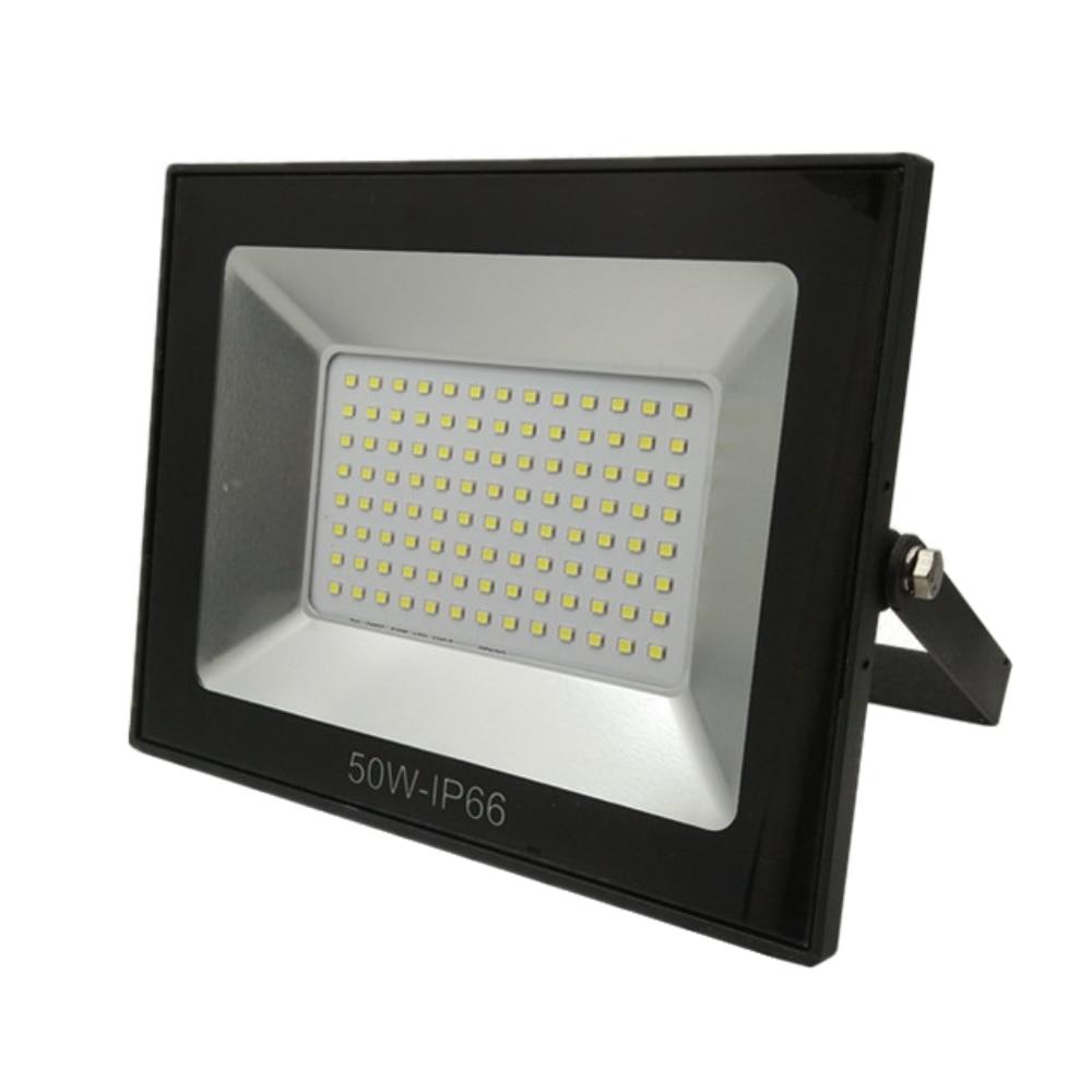Lights & Lighting De.soul Motion Sensor Led Flood Light 10w 30w Waterproof Ip65 Reflector Floodlight Lamp Exterior Spots Outdoor Light