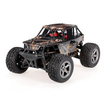 1:20 Scale Rock Crawler Car Off-Road Vehicle Buggy Remote Control Electric RC Toys Kids Car Bigfoot Climbing Car Off-Road Toys desert racing