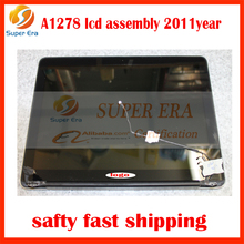 Original quality Laptop LCD Screen Assembly For Apple Macbook Pro A1278 LCD Assembly complete 2011 2012Year