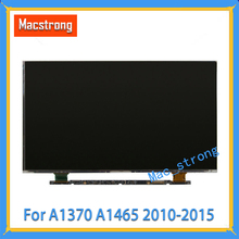 """Zupełnie nowy wyświetlacz LCD A1465 dla MacBook Air 11 """"A1370 Panel LCD szkło B116XW0 V.0 / LTH116AT01 B116XW05 2010 2015 rok"""