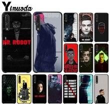 Yinuoda Mr Robot Rami Said Malek  Phone Case Cover for Huawei NOVE3E P10 Plus Mate9 Mate10 Lite P20 Pro Honor10 View10