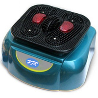 HFR 8805 2 HealthForever Brand High Frequency Spiral Genuine Acupuncture Vibrating Foot Massage Legs Blood Circulation Machine