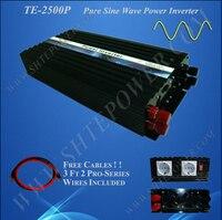Решетки 48 В 2500 Вт солнечный инвертор чистого синуса