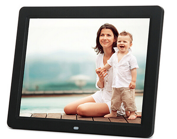 Digital Photo Frame 10inch HD TFT-LCD 1024*600 Digital Photo Frame Alarm Clock MP3 MP4 Movie Player free shipping dhl 15 hd 15inch tft lcd 1280 800 digital photo frame picture album clock mp3 mp4 movie ad player for menu sign page 2