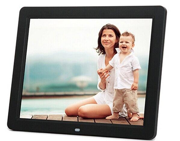 Digital Photo Frame 10inch HD TFT-LCD 1024*600 Digital Photo Frame Alarm Clock MP3 MP4 Movie Player