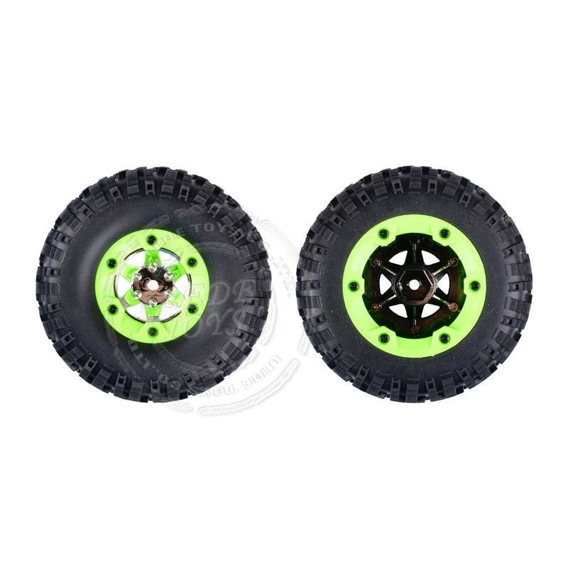 Wltoys 12428//12423 1//12 RC Car Spare Parts 2PCS Left Wheels 0070