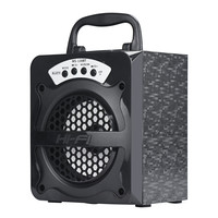 Del Outdoor Bluetooth Drahtlose Tragbare Lautsprecher Super Bass mit USB/TF/AUX/FM Radio td1106 drop shipping