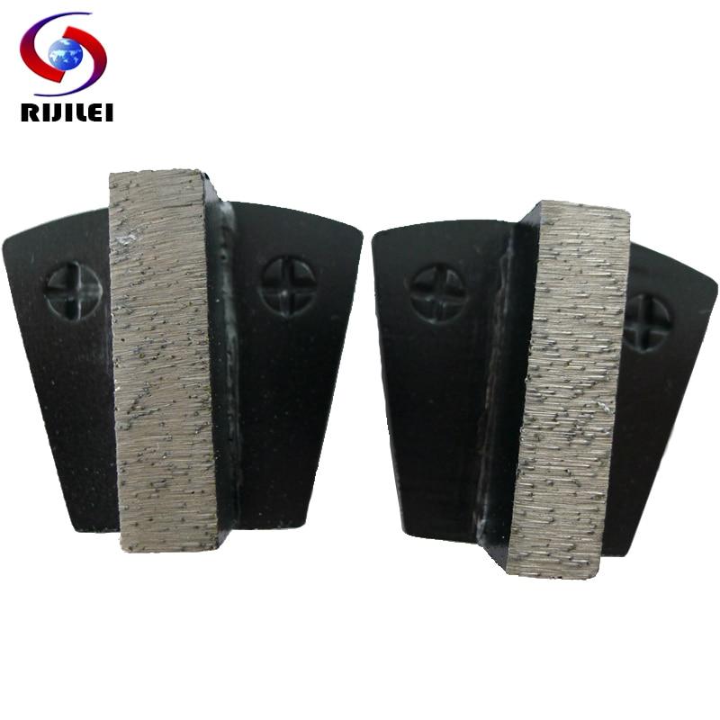 RIJILEI 30 PCS Trapézový kovový diamantový kotouč pro broušení - Elektrické nářadí - Fotografie 4