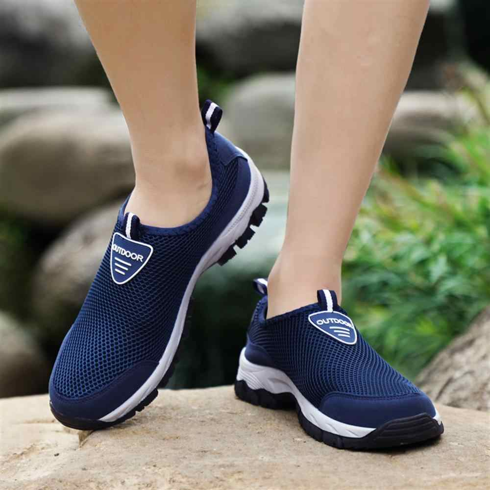 2d3ef510b79a 2018 Hot Sale Shoes Men Hard-Wearing Sneakers Casual Non-slip Fashion  Spring Summer