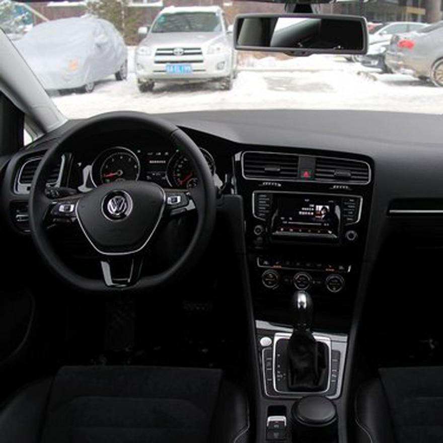 Видео Интерфейс с динамическими парковка рекомендации для Volkwagen GOLF Mk7 с 5.8 состав media ...