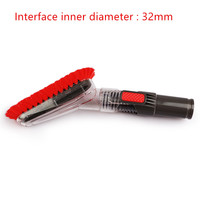 New Design Vacuum Cleaner Brush Nozzle Suction Head Flexible Joints Inner Diameter 32mm Vacuum Cleaner Parts