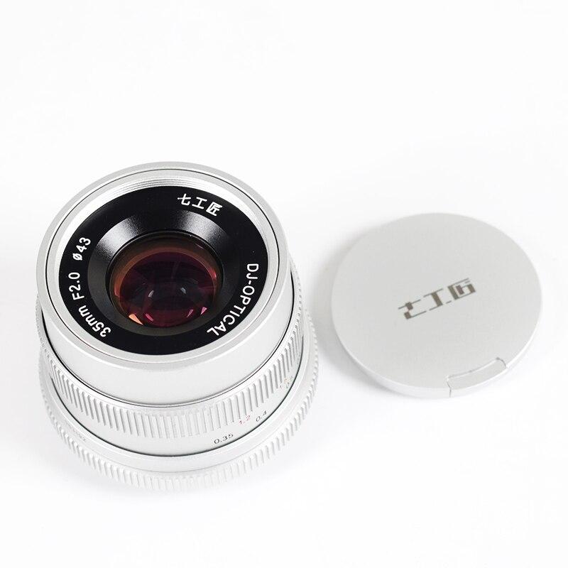 35mm f/2.0 completo Marcos HD objetivo de enfoque manual para Sony ...