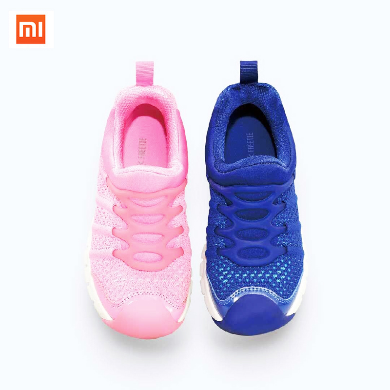 Xiaomi Freetie Sports ShoesSneaker 1 Uni Moulding Techinique New Fishbone Lock System Elastic Knitting Vamp Shoes for Kids-in Smart Activity Trackers from Consumer Electronics on Aliexpresscom  Alibaba Group