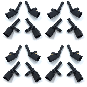 4 satz ABS Rad Um Rechts Links Speed Sensor Für FWD Golf Jetta Passat Touran Tiguan WHT003857 WHT003856 WHT003858 WHT003859