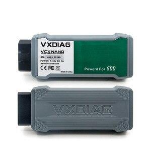 Image 2 - VXDIAG VCX NANO for Land Rover and for Jaguar Software SSD V141 for All Protocols VXDIAG VCX NANO 2IN1 DHL free