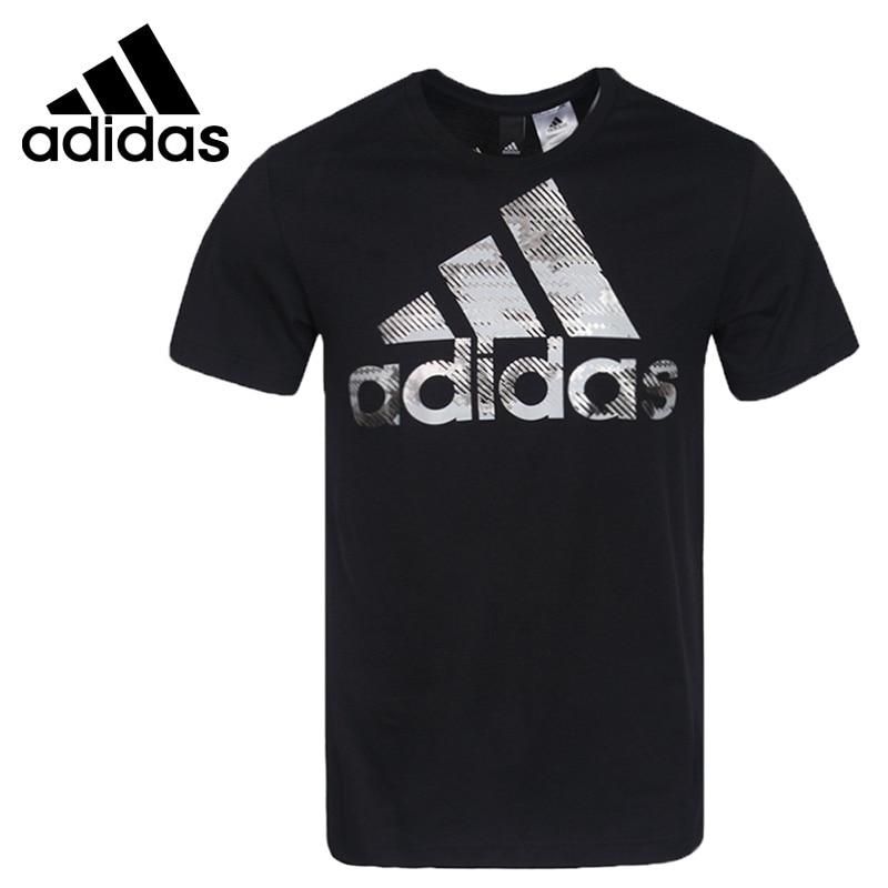Original New Arrival 2017 Adidas Bos Foil Men's T-shirts short sleeve Sportswear original new arrival 2017 adidas neo label graphic men s t shirts short sleeve sportswear