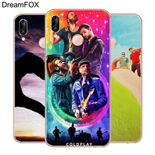 DREAMFOX M187 Coldplay A Head Full Of Dreams Soft TPU Silicone Case Cover For Huawei Honor 6A 6C 6X 7A 7C 7S 7X 8 Lite Pro