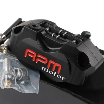 Универсальный тормозной насос для мотоцикла, диски 200мм/220 мм, суппорты для Yamaha Fuxi JOG smart grid
