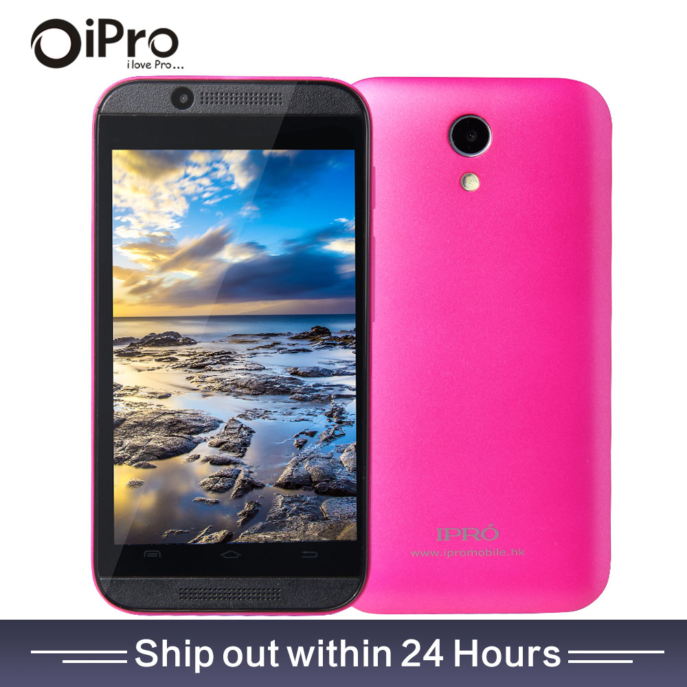 Original Ipro Mobile Phone 4 0 MTK6572 Android 4 4 2 Cell Phones Dual Core android