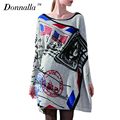 Women's Sweater Ladies Christmas Sweater Coat Long Sleeve Print Women Oversized Sweater Dress Pullovers Clothing Plus Size