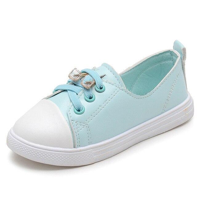 PU Aqua nouvelle mode Automne pour bleu 207 enfants chaussures 1xzfUF
