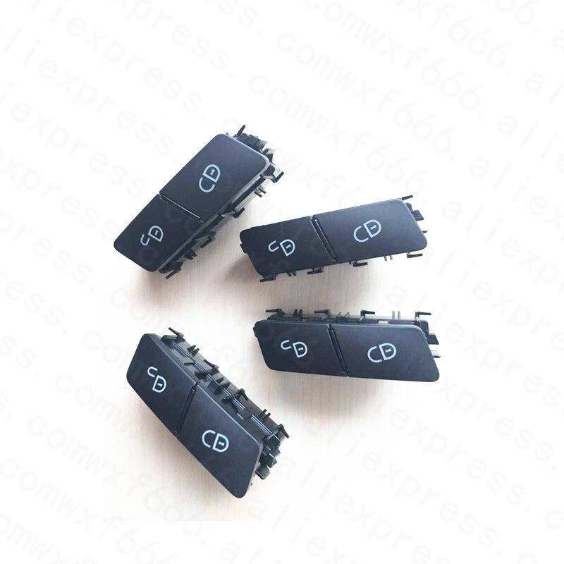 مفتاح قفل الباب الأمامي C180 C200 E200 E260 ML350 زر مفتاح قفل مركزي للمستوى تشغيل وإيقاف زر قفل الأمان للباب