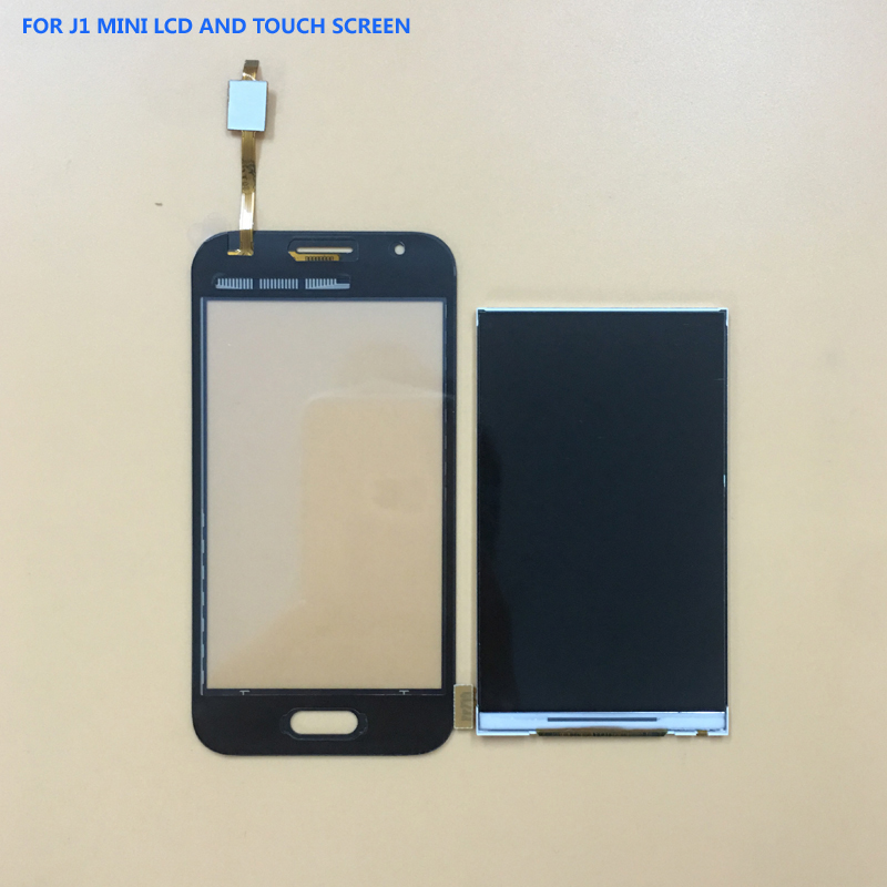 3 Color 100% Test For Samsung Galaxy J1 Mini SM-J105F J105 Touch Screen Digitizer Sensor Glass + LCD Display Panel Monitoror