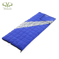 2m Adult Down Sleeping Bag Ultralight Waterproof Nylon Fabric For Outdoor Camping Hiking Climbing Blanket Quilt