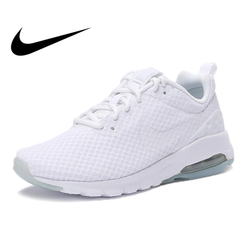 Original Authentic NIKE Breathable AIR MAX MOTION LW Womens Running Shoes Sneakers Sports Outdoor Walking Jogging ClassicOriginal Authentic NIKE Breathable AIR MAX MOTION LW Womens Running Shoes Sneakers Sports Outdoor Walking Jogging Classic