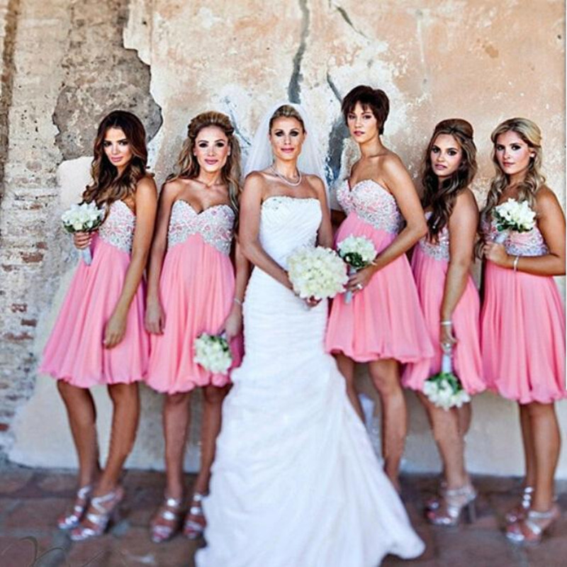 Contemporáneo Feos Damas De Honor Vestido Ideas - Ideas de Estilos ...