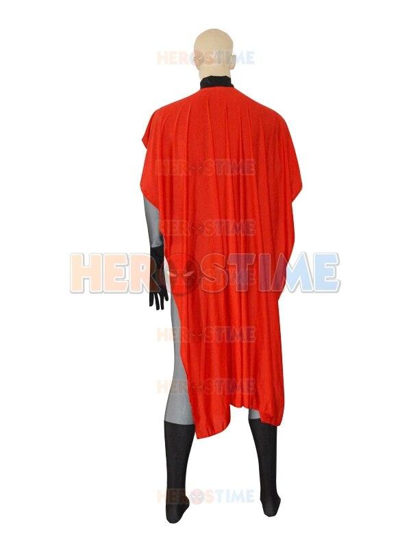Red Son Superman Kostuum Grijs spandex Heren Halloween Cosplay - Carnavalskostuums - Foto 3