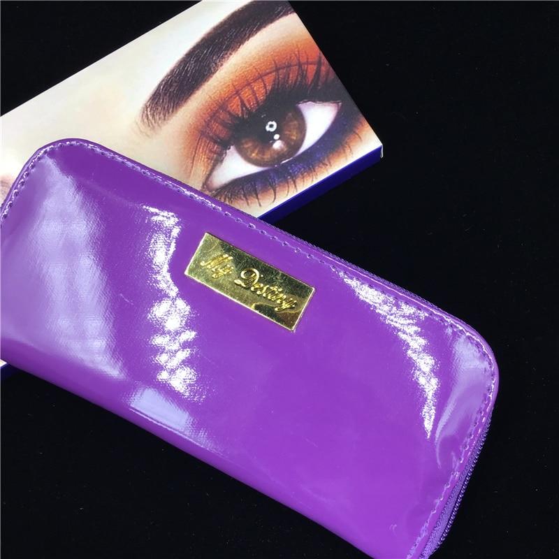 Kvalitet 9st / set get hår makeup borstar ögonskugga näsa markera - Smink - Foto 6