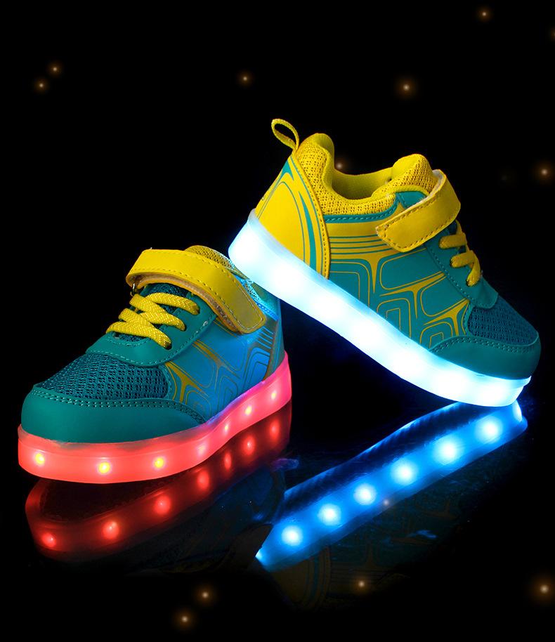 Street Led Sneakers Kids 5