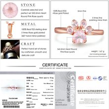 Animal Paw Jewelry Women Rings