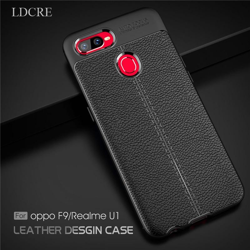 For OPPO Realme U1 Case Luxury Soft Silicone Coque Phone Case For OPPO F9 Pro A7X Realme 2 Pro Cover For Realme U1 Fundas