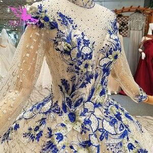 Image 5 - AIJINGYU Gorgeous Wedding Dresses Plus Size Gowns Newest Ball 2021 2020 Elegant Buy Bridal Dress Wedding Gown Material