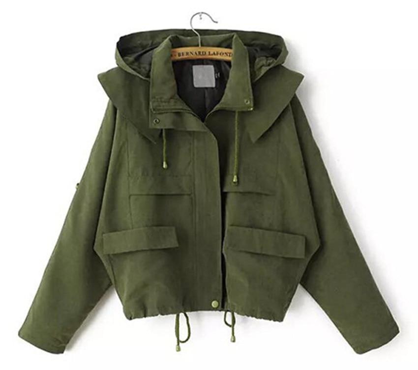 High Quality Green Military Trench Coat Women-Buy Cheap Green