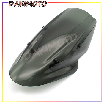 For Kawasaki Z650 2017 Motorcycle Windshield WindScreen Viser VIsor Front Glass