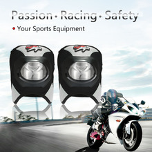 PRO-BIKER Motorcycle Knee Protector Motocross Racing Knee Guards Protective Pads for Skating Skateboard Sports Safety
