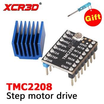 3D Printer Parts TMC2208 Stepper Motor Driver Ultra-quiet For 3D Printer Motherboard Current 1.4A ultra-silent V2.0 durable 3d printer motherboard gt2560 drv8825 driver lcd2004 kit 3d printer parts