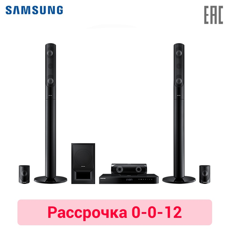 3D Blu-ray home theater Samsung HT-J5530K/RU 0-0-12