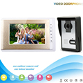 Chuangsafe  V70C-L Multi Apartments Building Video Intercom System/Apartment Audio Door Phone