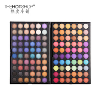 120 Color Eye Shadow Compact Palettes Earth Warm Luminous Sets Makeup Palette Pearl Matte Colour Makeup