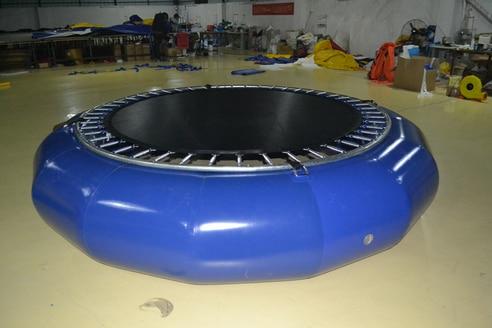 vand trampolin fabrik pris