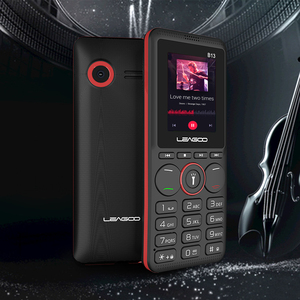 Image 3 - LEAGOO B13 Russian English Keypad Feature Mobile Phone Senior Kids Mini Phone 2G GSM Push Button Key Cellphone