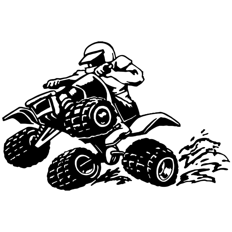 Sticker decal vinyl laptop car bumber quad ATV all terrain vehicle four wheeler alice in wonderland wall decal quote cheshire sayings we re all mad here vinyl decal for macbooks laptops car windows etc
