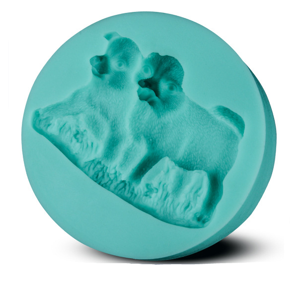 Popular Dog Cake Molds Buy Cheap Dog Cake Molds Lots From