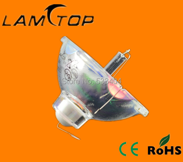 Free shipping   LAMTOP  compatible  Projector bare  bulb/lamp  for   EMP-5E