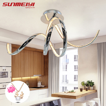 Modern LED Crystal  Aluminum Ceiling Lights plafonnier led Living Room Kitchen Bedroom Ceiling Home Lighting luminaria modern k9 crystal led flush mount ceiling lights fixture mixed crystal home ceiling lamps for living room bedroom kitchen